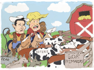 Herding the GOP